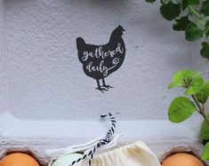 Egg Carton Rubber Stamp - Farm Stamp - Fresh Chicken Eggs - Chicken Stamp - Please Return Carton Stamp Fresh Chicken, Chicken Eggs, Lavender Stamp, Like A Version, Free Design, Custom Design, Egg Stamp, Star Farm, Custom Rubber Stamps