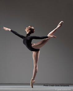BALLERINA BRITTANY CAVACO – THE WASHINGTON BALLET PHOTO BY GENE SCHIAVONE Ballet…