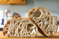 The Best Flour for Sourdough Starters: An Investigation How To Make Bread, Bread Making, Rye Flour, Serious Eats, Whole Wheat Flour, Starters, Vegetarian, Good Things, Baking