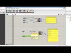 Rhino3D Grasshopper Tutorial 06 - Series Range - YouTube