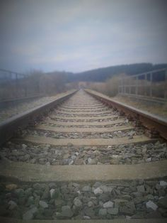 Life is like a track infinitely long.
