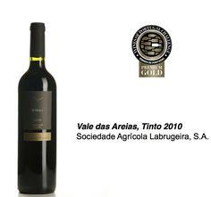 Vinhos Lisboa Vale de Areias, doi o grande vencedor no concurso  vinhos de Portugal. A região  arrecadou 17 medalhas.