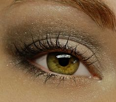 "Smokey Plum Eyeshadow Look -   ""DESIRED"" (Mineral Eye Shadows by Body Langauge)"