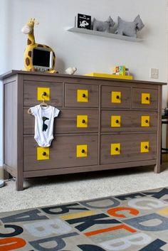 Pimp Ikea Garderobe Im Kinderzimmer