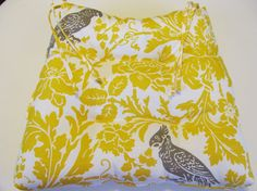 Tufted CushionsChair Pads In Yellow White By HomeStyled On Etsy Chair PadsDining Room ChairsCushions