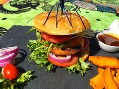 Nejlepší Tofu Burger recept - Hannibal BBQ omáčka recept