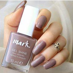 nail polish £4 #marknailpolish #berrynutty #nails #avon ...