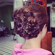 Updos for long hair #hair #wedding #longhair #updo