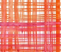 My watercolor madras ~ Request your custom colors. Fabric, Wallpaper and Decals available.  © c'est la viv 2012-2025