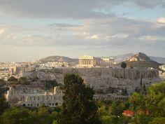 Athens, Greece,  taken summer 2005