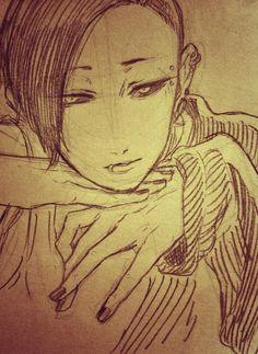 Uta Tsukiyama, Ayato, Kaneki, Tokyo Ghoul Uta, Dark Drawings, Boy Tattoos, Good Manga, Manga Illustration, Manga Characters