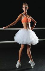 Artist + Athlete = Ballerina