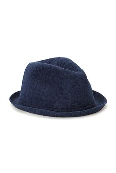 Knitted Trilby