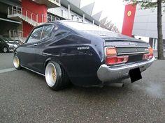Supercars, Retro Cars, Vintage Cars, Nissan, Datsun Car, Japanese Domestic Market, Old School Cars, Import Cars, Japan Cars