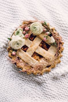 Classic apple pie: http://www.stylemepretty.com/collection/2643/