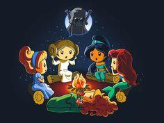 Rebel Princess | Funny, cute & nerdy shirts | TeeTurtle | TeeTurtle