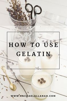 I spoke recently about consuming gelatin on a regular basis as a means of restoring your gut health. I try to keep my advice practical so I listed 3 foods you can add to your diet and 3 things I recommend removing if you're trying to heal your gut.  Get the list here.  For those…
