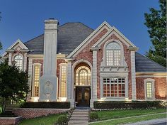 Elegant Georgian brick home with beautiful cast stone architectural details. This home was built with extraordinary vision, exquisite taste, and meticulous attention to detail. It is perfectly positioned for views of the local vistas as well as the property's lush landscaping. This home radiates the spirit of luxury, yet it is suitable for comfortable family living. #zillow