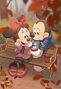 Mickey Mouse Kunst, Minnie Mouse Drawing, Mickey E Minnie Mouse, Disney Micky Maus, Mickey Mouse Images, Minnie Mouse Pictures, Cute Disney Pictures, Mickey Mouse Cartoon, Mickey Mouse And Friends