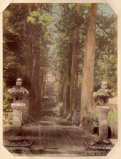 日本っていいなぁ・・・1860年代頃に撮影された日本 | Amp.