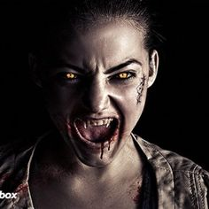 Turn a Portrait Into a Vampire in Photoshop