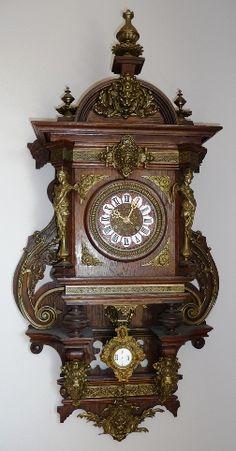 Lenzkirch Freeswinger Wall Clock