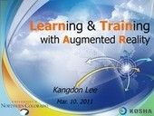 Learning And Training With Augmented Reality