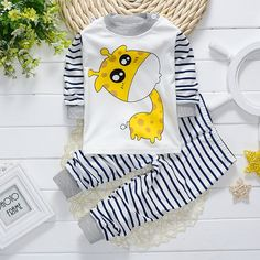 Cheap baby clothing set, Buy Quality newborn infant directly from China infant girl Suppliers: Spring&Autumn Baby Clothing Set Cotton O-neck 2PCS Long Sleeve + Pant Outfits Toddler Newborn Infant Girls Boys Clothes Suit