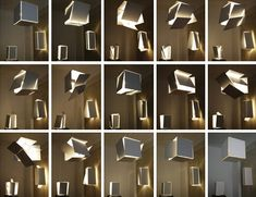 flexible ceiling light idea