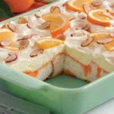 Orange Pineapple Dessert
