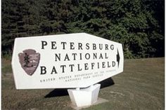 Petersburg National Battlefield (Petersburg, VA)
