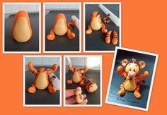 Résultats Google Recherche d'images correspondant à http://www.bijoux-sucres.com/wp-content/uploads/2013/05/tuto_tigrou_fimo1.jpg