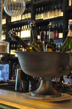 Restaurante Toto en Barcelona #barcelona #totorestaurante #design #winebar