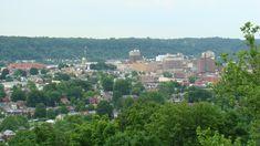 Huntington, WV - home of Marshall University