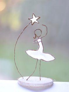 Fée de papier - La danseuse étoile