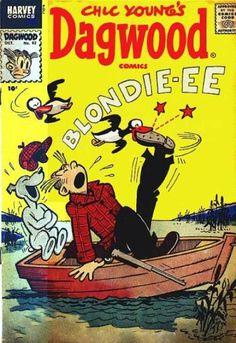 Blondie and Dagwood Comic Books | Chic Young's Dagwood Comics #83