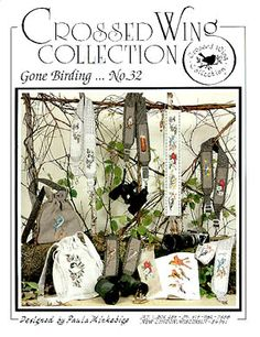 Crossed Wing Collection - Cross Stitch Patterns & Kits - 123Stitch.com