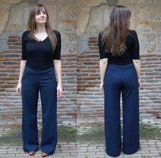 04cdfe68e93 Pantalon Short OSCAR   Patron PDF Tailles 34 au 46