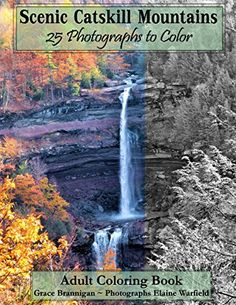Scenic Catskill Mountains 25 Photographs to Color: Adult Coloring Book (Adult Coloring Books) (Volume 7) by Grace Brannigan http://www.amazon.com/dp/1519725019/ref=cm_sw_r_pi_dp_iM32wb17FQCC7