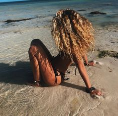 (notitle) – all what i LOVE – – cabelo Blonde Curly Hair, Curly Girl, Hair Inspo, Hair Inspiration, Curly Hair Styles, Natural Hair Styles, Beach Hair, Dream Hair, Grunge Hair