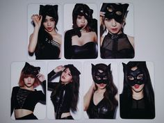 AOA fanpage like a cat photocard ace of angels poster album kpop heart attack