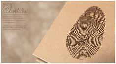 Logo. Design Firm: The Partners. Client: Henry Wood, Craftsman and Carpenter. Designer: Sam Hall