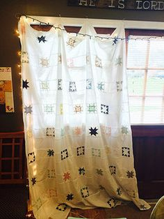 starry curtains | Flickr - Photo Sharing!