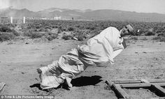 time life nevada nuclear test site - Bing Images