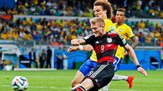 Andre Schurrle v Brazil 7-08-14