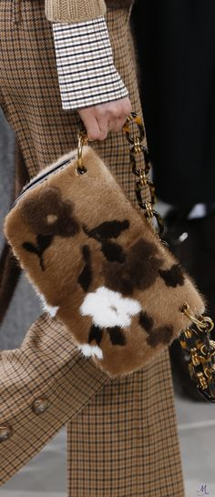 Fall 2016 Ready-to-Wea Michael Kors Collection