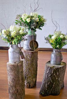 Rustic DIY Wedding South Africa http://www.ernaloock.com/