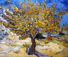 Vincent van Gogh, The Mulberry Tree, 1889
