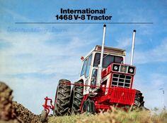 Case Ih Tractors, Farmall Tractors, Ford Tractors, John Deere Tractors, Antique Tractors, Vintage Tractors, Vintage Farm, International Tractors, International Harvester