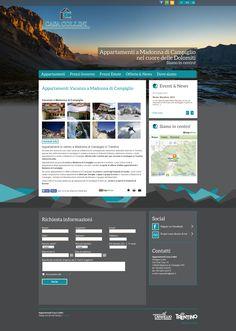 #CasaCollini www.casacollini.it #Kumbe #PortfolioWeb #Webdesign #Turismo #tourism #relax #Ski #Snowboard #Montagna #bike #trekking #MTB #inverno #winter #estate #summer #ValRendena #Trentino #BrentaDolomites #Dolomiti #DolomitiDiBrenta #MadonnaDiCampiglio #vacanzaAttiva #vacanzaBenessere #vacanzaInTrentino #appartamenti